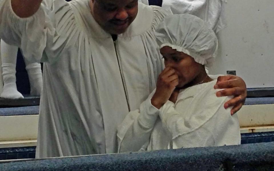 Baptism – 5