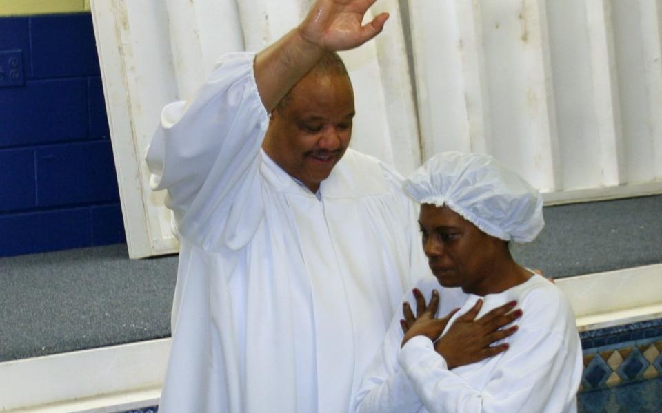 Baptism – D Marshall 2