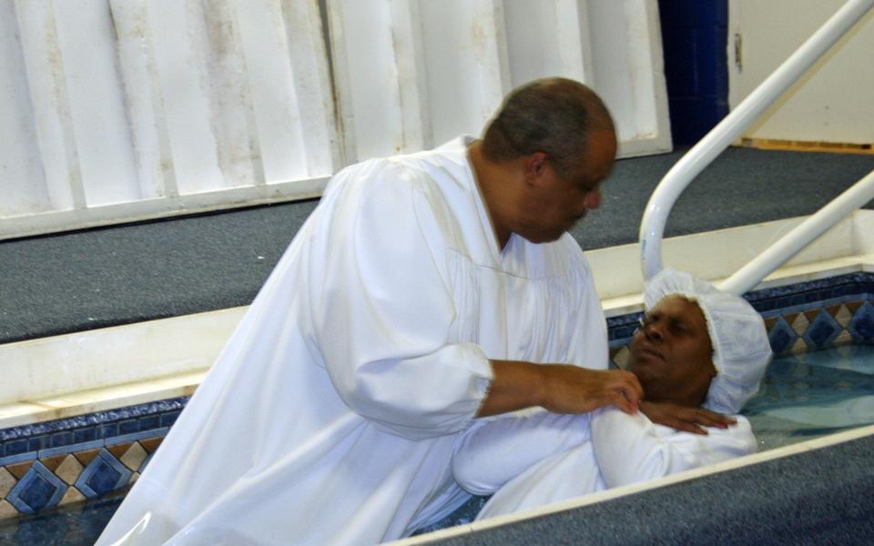 Baptism – D Marshall 3