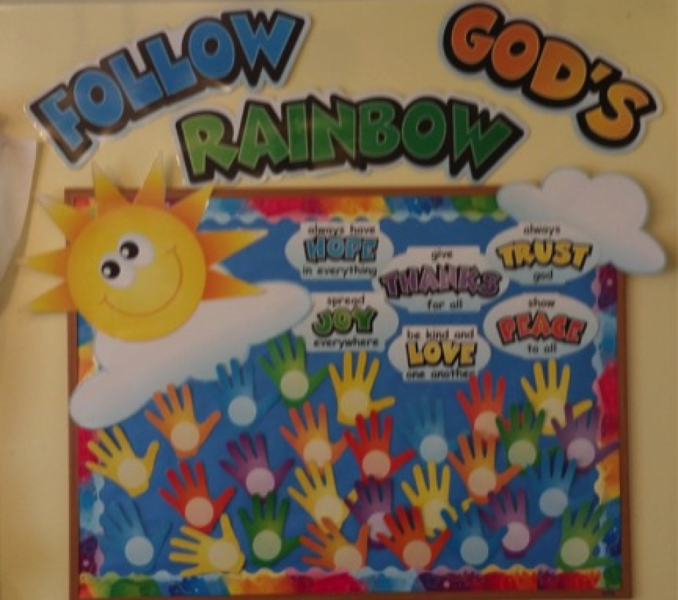 Sunday School (Rainbow)