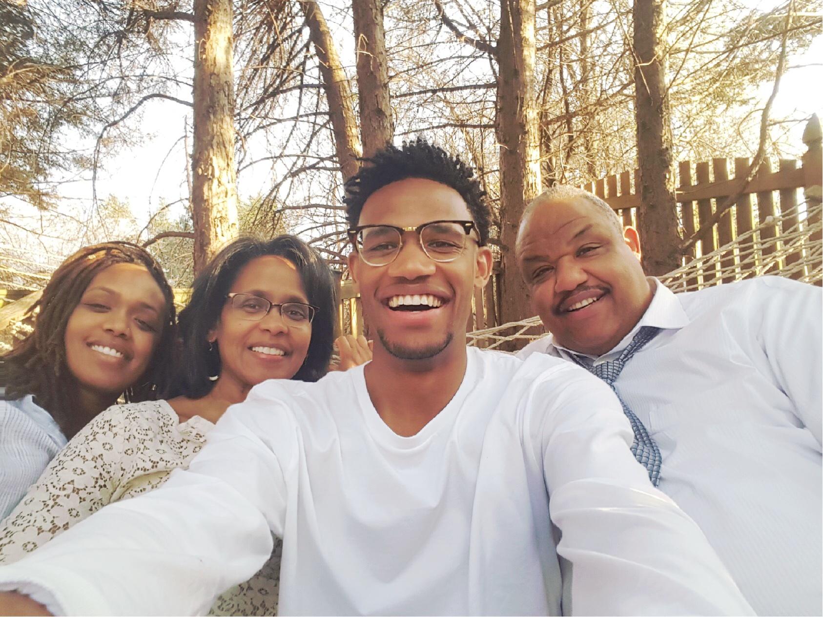 Warner family 2016