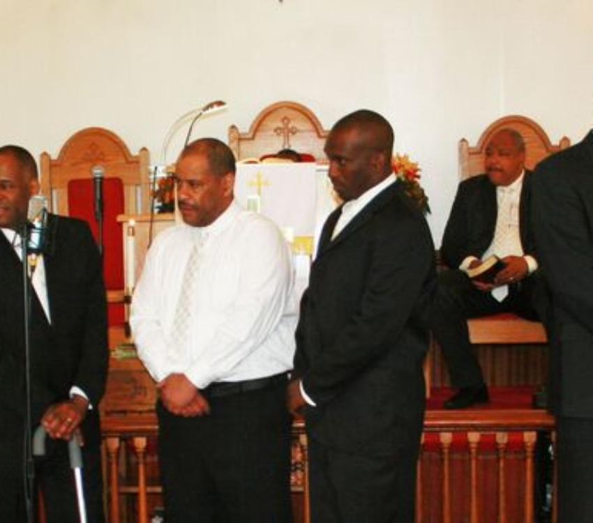 Men's Choir 3