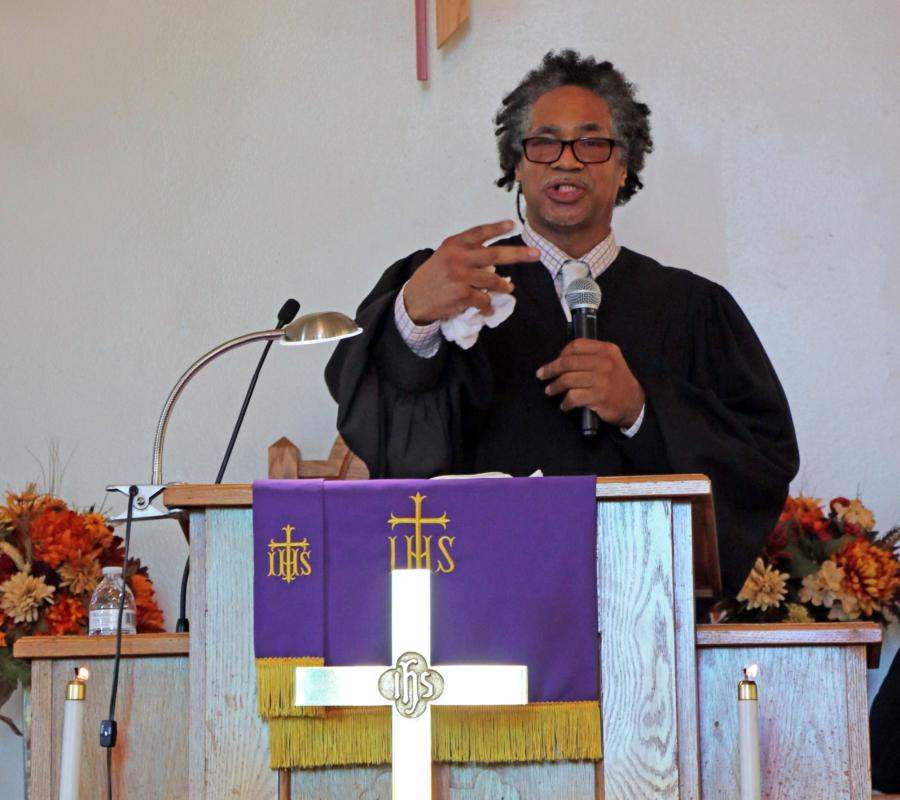 Rev Stott
