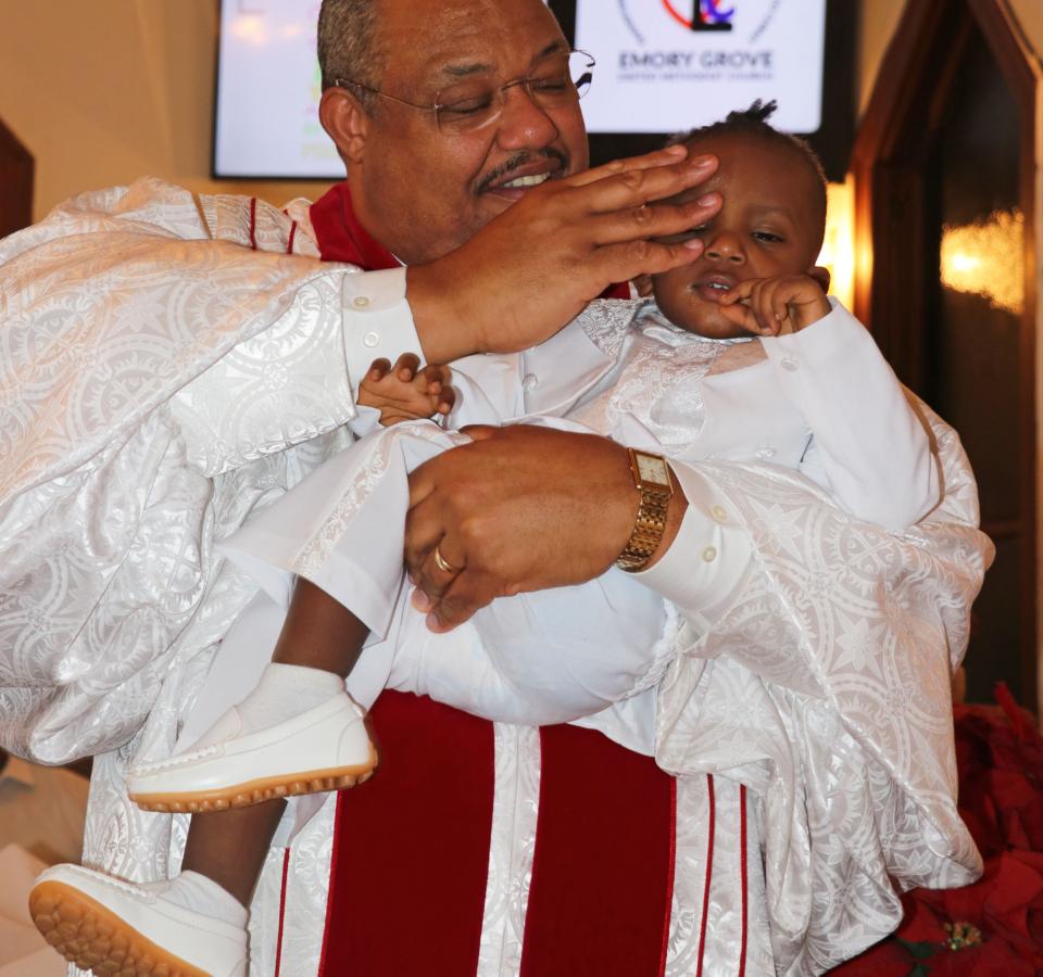 Baby Baptism – Aloysius Seh