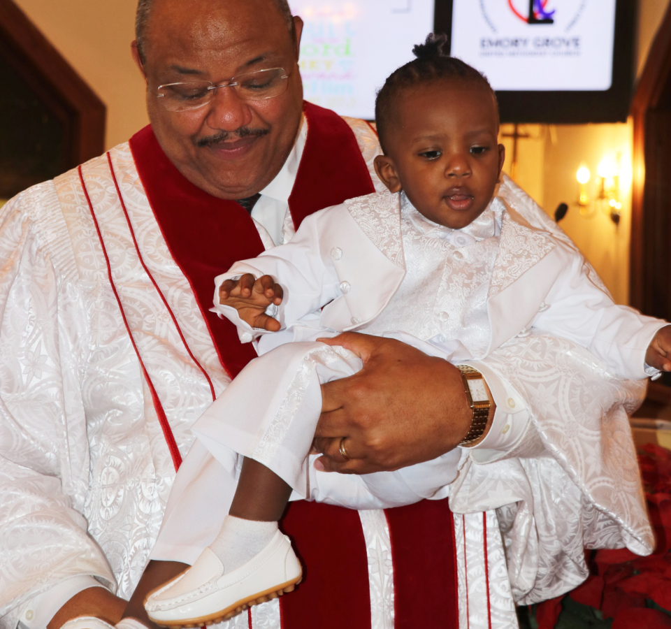 Baby Baptism – Aloysiys Seh 2